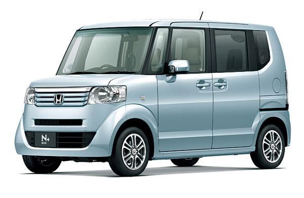 ホンダ N-BOX+(福祉車両)